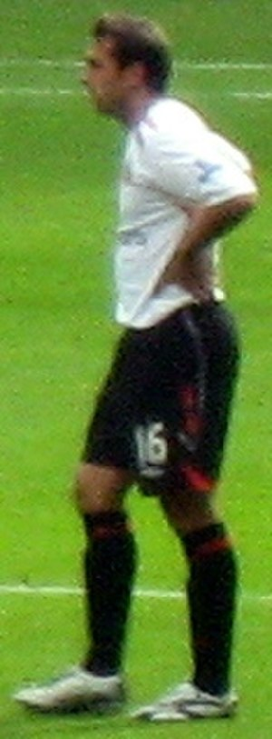 Michael Chopra - Chopra playing for Sunderland in 2007