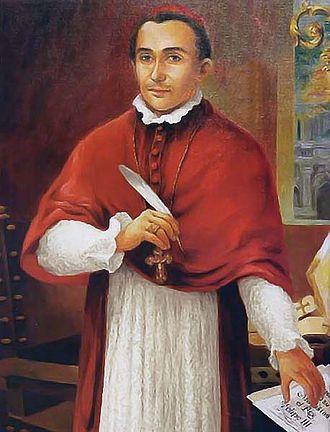 Miguel de Benavides - Image: Miguel de Benavides 1