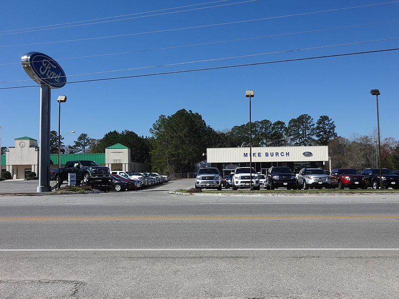 File:Mike Burch Ford, Nashville.JPG - Wikimedia Commons