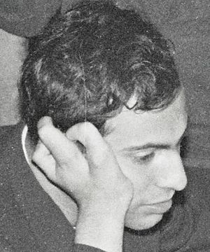 Latvian Chess Championship - Mikhail Tal was winner twice - in 1953 and 1965.