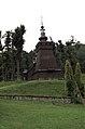 Milik, cerkiew p.w. śś. Kosmy i Damiana, ob. kościół rzym.-kat., 1813, 1926 1.jpg