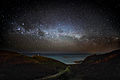 Milky Way - Wellington, New Zealand (Leica M9 Voigtlander 21mm f1.8) - 25 Oct. 2013.jpg