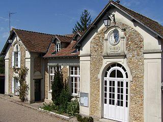 Millemont Commune in Île-de-France, France