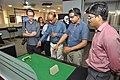 Mind Game - GSM Project Members Visit NDL With NCSM Officers - NCSM - Kolkata 2018-02-22 8013.JPG