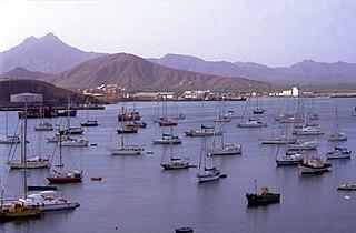 Porto Grande Bay