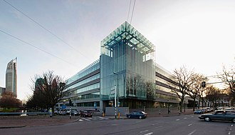 Ministry of Finance (Netherlands) - Building of the Ministry of Finance