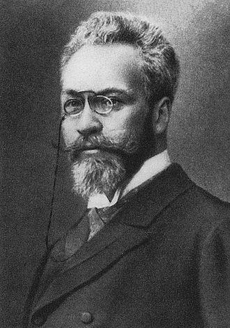 Oskar Minkowski - Image: Minkowski