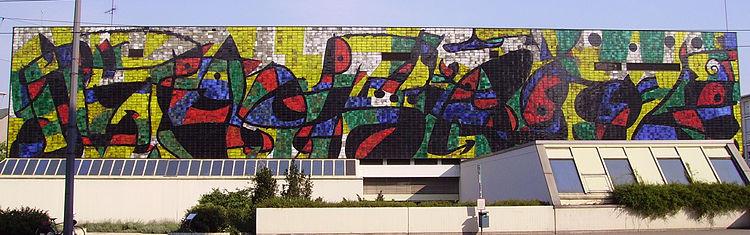 Joan mir wikipedia la enciclopedia libre for Artiste peintre catalan