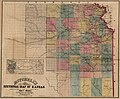 Mitchell's sectional map of Kansas LOC 2005625305.jpg