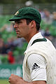 Mitchell Johnson in profile, 2009.jpg