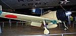 Mitsubishi A6M2 Zero, National Museum of the US Air Force, Dayton, Ohio, USA. (31042707918).jpg