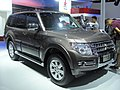 Mitsubishi Pajero CN Spec V6 3.0L In the 14th Guangzhou Autoshow 13.jpg
