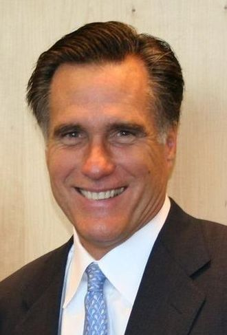2008 Republican Party presidential primaries - Former Massachusetts Governor Mitt Romney