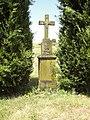 Mittelbronn (Moselle) croix de chemin A.jpg