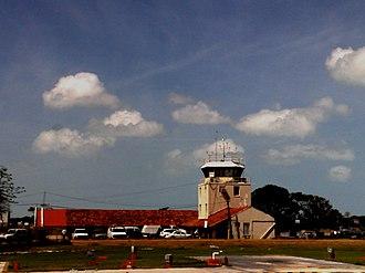 Ciudad del Carmen International Airport - Image: Mmcetwr