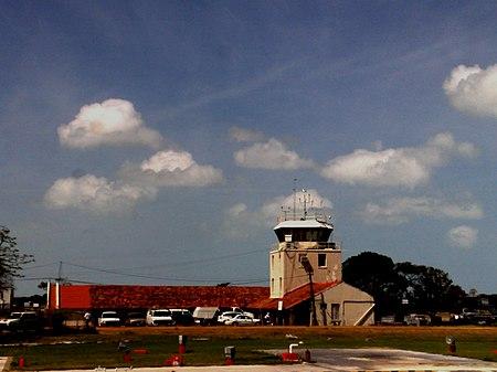 Lapangan Terbang Antarabangsa Ciudad Del Carmen