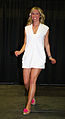 Model at the Spring Fling Fashion Show (IMG 4771a) (5647090011).jpg