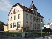 School in Mönchzell