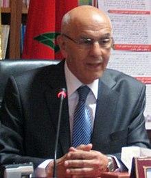 Mohamed Taieb Naciri en 2012.