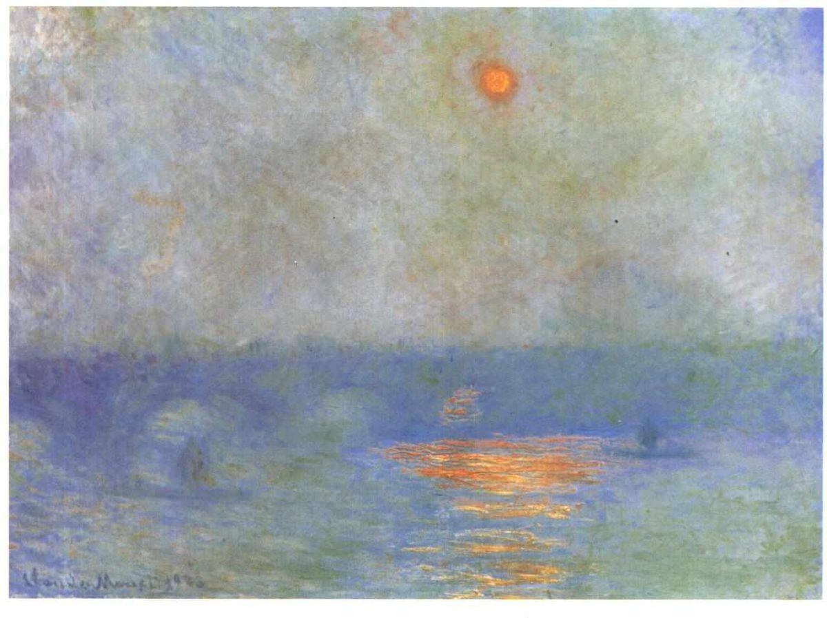 Monet - Waterloobrücke - Sonne hinter Dunstschleier.jpg