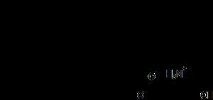 Monoethanolamine oleate - Image: Monoethanolammonium oleate