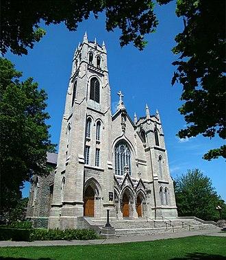 Saint-Viateur d'Outremont Church - Saint-Viateur d'Outremont Church.