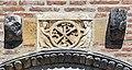 Montsaunès - Eglise Saint-Christophe des Templiers - Chrisme de la façade.jpg