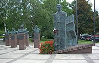 Monument to Cursed Soldiers in Rzeszów 0 c.jpg