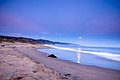Moonrise over Point Reyes (3845012854).jpg