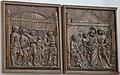 Moosburg - Kastulusmünster - Leinberger Altar - Altartafeln (Festnahme und Verhör).jpg
