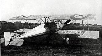 Morane-Saulnier BB - RFC Morane-Saulnier BB