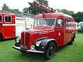 Morris Commercial Commercial - Wadham hose reel tender GRX 42 - 1954 (4840041403).jpg
