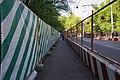 Moscow, roadblocks in Chistoprudny Boulevard (31206612032).jpg