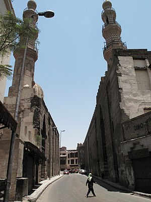 Mosque and Khanqah of Shaykhu - Mosque and Khanqah of Shaykhu