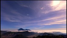 File:Mount Bromo HD Timelapse Movie by Justin Ng.webm