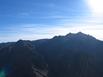 Mount Catherine - Image: Mount of Saint Catherine