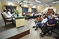 Mrinal Gupta Delivers 7th Benu Sen Memorial Lecture - Kolkata 2018-05-26 0798.JPG