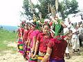 Mro indigenous 'Plung' (Flute) & dance, ChimBuk, BandarBan © Biplob Rahman-5.JPG