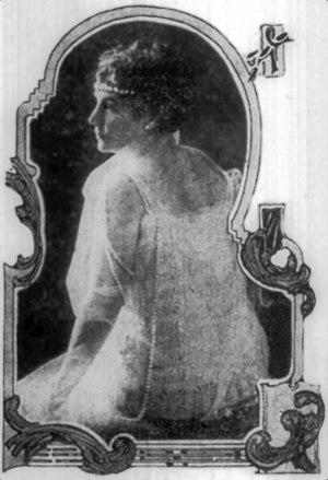 Emma Ahuena Taylor - Emma Ahuena Taylor, c. 1916