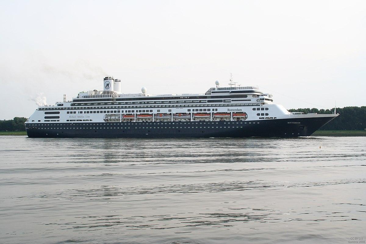 MS Rotterdam Wikipedia - Ms rotterdam