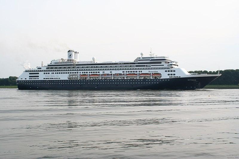 M S Rotterdam