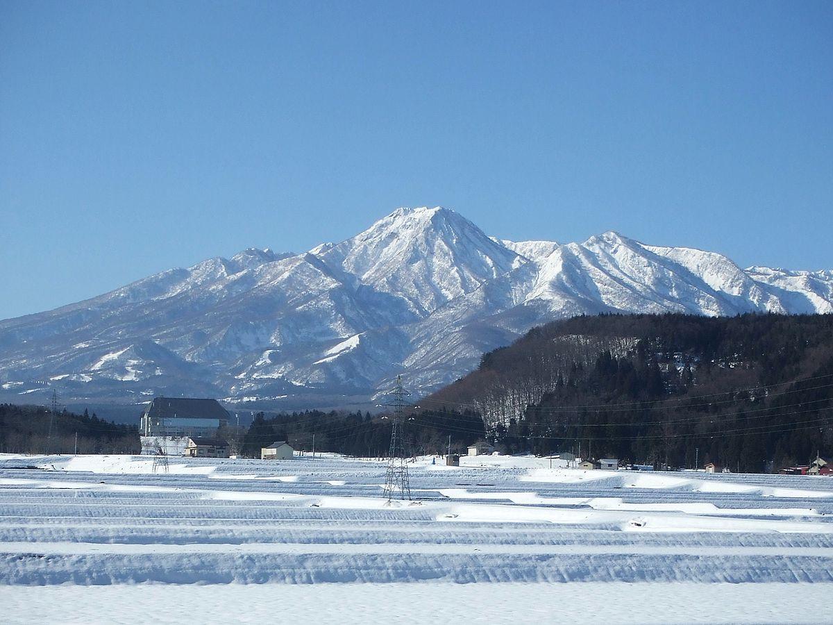 Mount Myōkō - Wikipedia