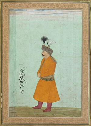 Mughal–Safavid War (1622–23) - Muhammad Ali Beg was the Persian ambassador sent to the Mughal court of Jahangir by Abbas I of Persia, arriving in time for Muharram in March 1631. He remained there until October 1632, thus negotiating an end to the conflict between the Mughals and the Safavids.