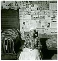 Mulatto ex-slave in her house near Greensboro, Alabama, May ... (3109751881).jpg