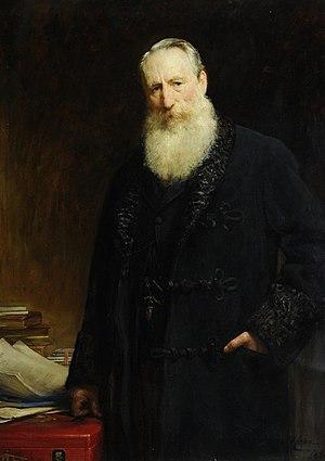 A. J. Mundella - Mundella by Arthur Stockdale Cope, 1894
