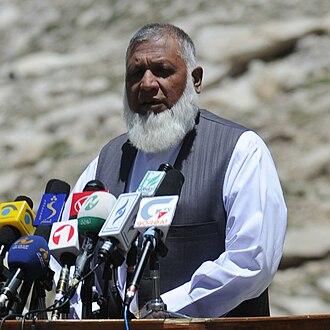 Munshi Abdul Majid - Munshi Abdul Majid speaking in June 2011