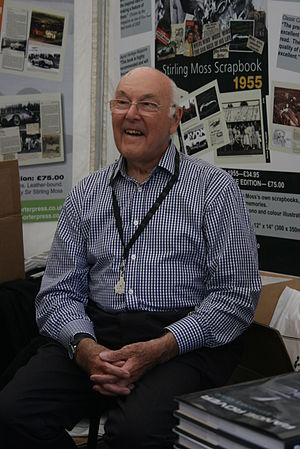 Murray Walker - Image: Murray Walker 2010 Goodwood Festival of Speed