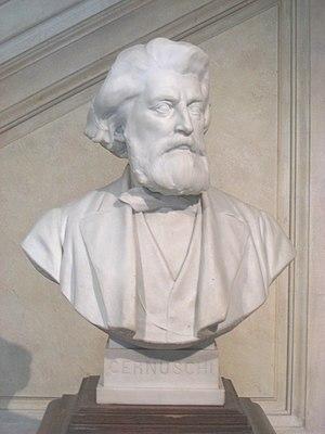 Henri Cernuschi - Image: Musée Cernuschi Bust of Henri Cernuschi (1821 96)
