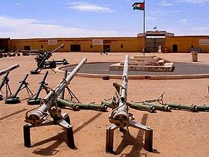 Tindouf Province - Musée RASD Polisario