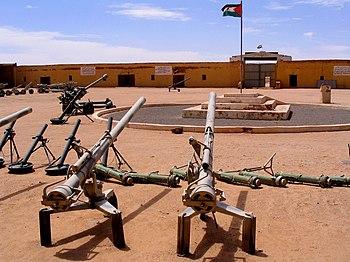 Musée RASD Polisario